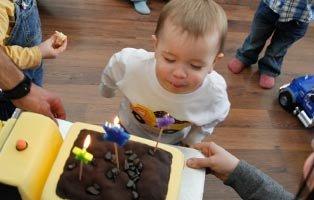 Children's Party tips