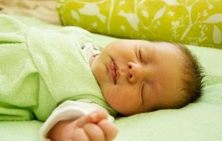 How to get your baby into a sleep routine