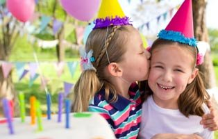 Making Birthday Parties Memorable