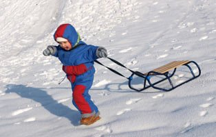 Snow, School Closures and Childcare Problems