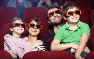 Sharing a Movie with Your Kids