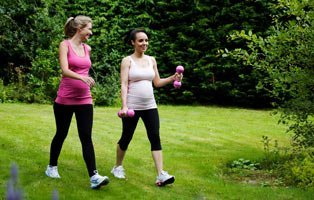 Favourite Reasons to Stay Fit During Pregnancy