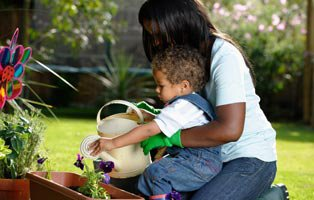 Our Favourite Ways to Garden with Children