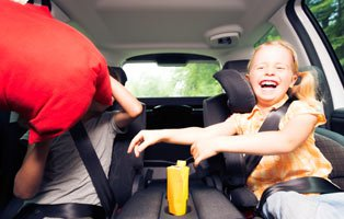 Our Favourite Ways to Survive a Long Car Journey with Children