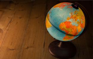 favourites-globe