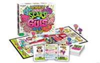 Meducational boardgame Scabs and Guts