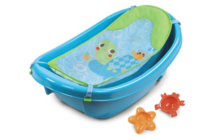 Sea Turtle, 3 in 1 bath, from Babies R Us