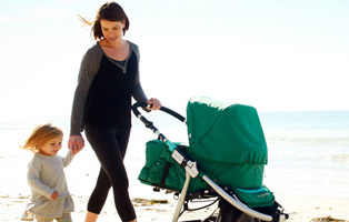 Buy a pram that suits your lifestyle