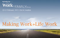 Join us at The Work & Family Show