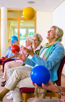 Exercise is good for people living with dementia