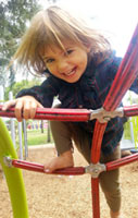 Encourage children to be active while they are still young